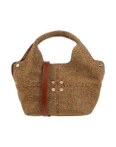 Handbag Beige BORBONESE BORBONESE Handbag BORBONESE Beige 7q8Px