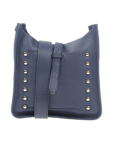 Handbag MINKOFF REBECCA Dark MINKOFF blue REBECCA 86fq0Bxnng