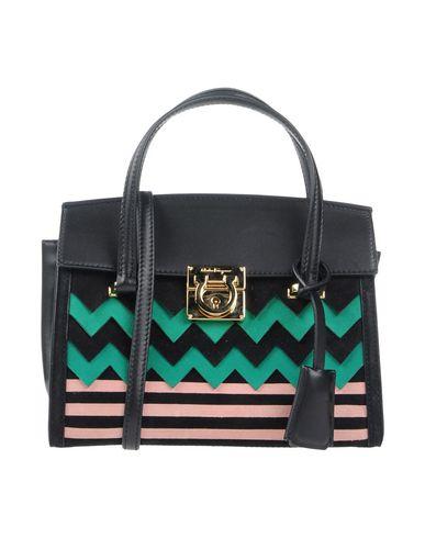 Handbag SALVATORE SALVATORE FERRAGAMO Green FERRAGAMO tSq5qwP