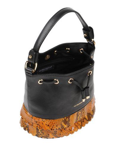 Black Handbag Handbag REPUBBLICA REPUBBLICA VIA REPUBBLICA VIA REPUBBLICA Black VIA Black VIA Handbag Handbag 7ROTABqw