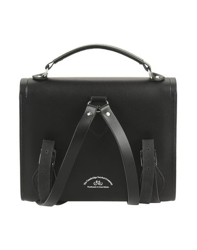 CAMBRIDGE BARREL amp; BACKPACK THE Rucksack Black SATCHEL bumbag COMPANY dOqzqxZ1tw