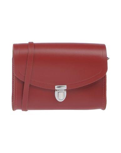 Across-Body Bag, Red