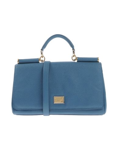 DOLCE GABBANA Pastel amp; blue Handbag TrgpTxqw