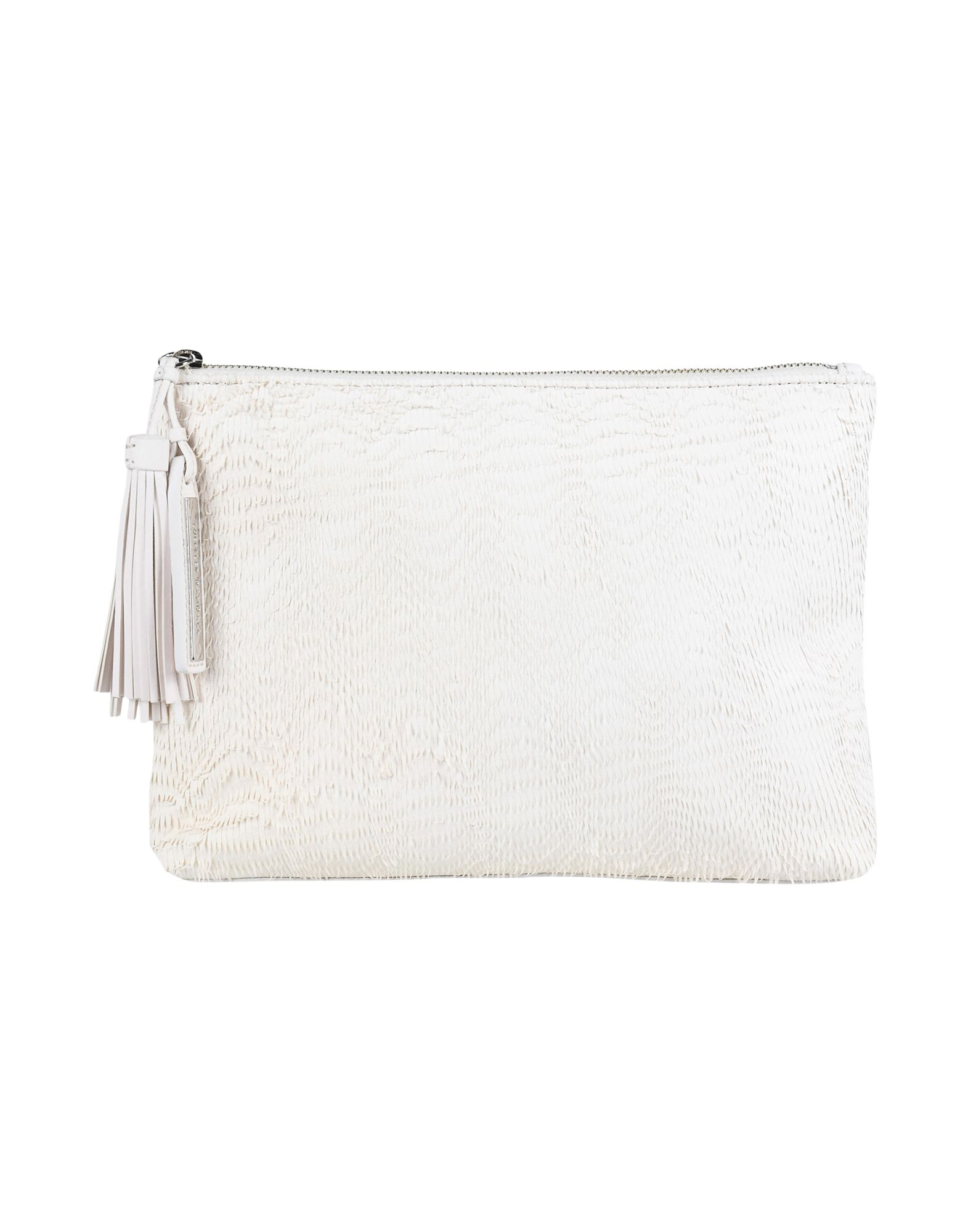 Borsa A Mano Loeffler Randall Tassel PouchFringed Leather - Donna - Acquista online su