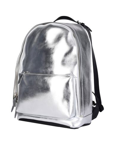 3.1 PHILLIP LIM METALLIC LEATHER BACKPACK