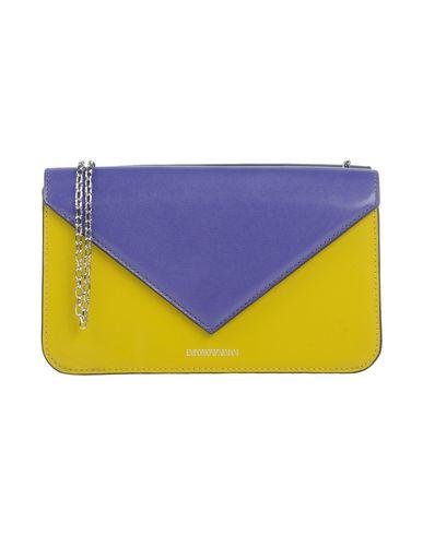 bag Across EMPORIO ARMANI body Purple Ytp5qwAq