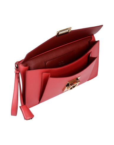 SALVATORE SALVATORE Handbag SALVATORE FERRAGAMO FERRAGAMO Handbag Handbag Red SALVATORE Red FERRAGAMO Red 1wIx1Cfq