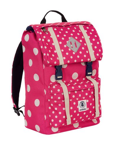 Invicta Backpack & Fanny Pack In Fuchsia