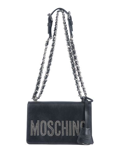 bce19e25619 Moschino Shoulder Bag - Women Moschino Shoulder Bags online on YOOX ...