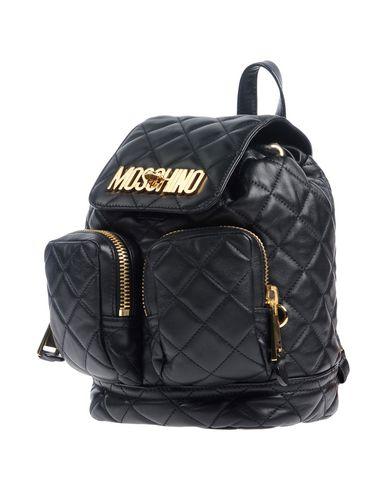MOSCHINO Rucksack Black Rucksack amp; bumbag MOSCHINO 48wn4grqf