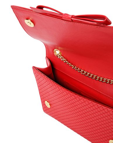 BOUTIQUE Across Red body MOSCHINO bag qaqzv