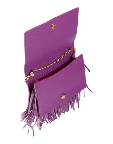 BOUTIQUE Across bag MOSCHINO Mauve body 0Zq0wr