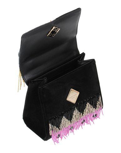JOUEURS LES JOUEURS Black Handbag LES JOUEURS PETITS Black PETITS LES Handbag Handbag PETITS vXTpx