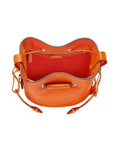 LANCEL LE HUIT GRAINED LEATHER Bolso con bandolera
