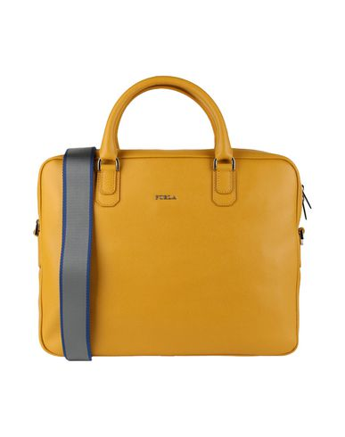 FURLA Work Bag in Yellow