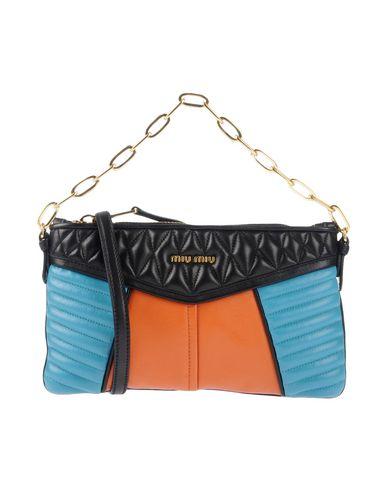 edf6f3c6e695 Miu Miu Handbag - Women Miu Miu Handbags online on YOOX Hong Kong ...