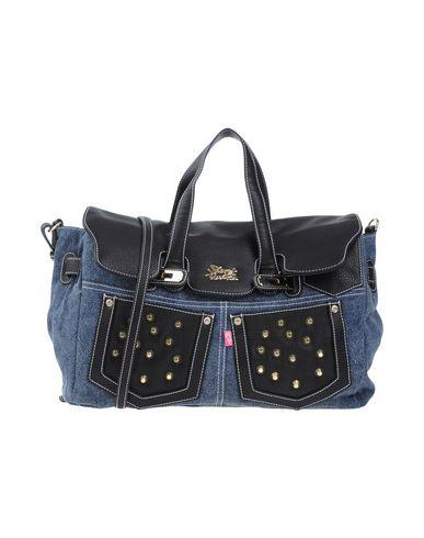 Blue PON SECRET PON Handbag Handbag SECRET PON PON PpxPHw0q
