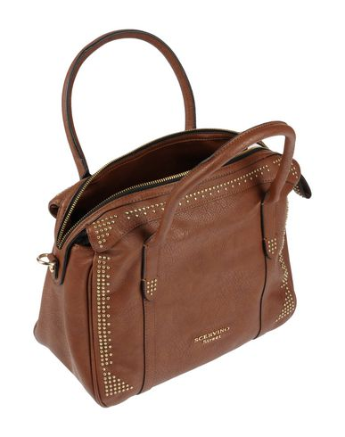 STREET SCERVINO Handbag SCERVINO Brown STREET w7dwr0q