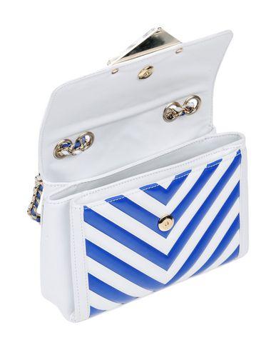 BATTAGLIA Handbag SARA White BATTAGLIA SARA vq6wUO