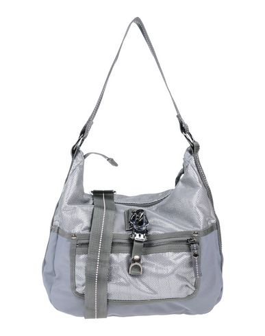 Grey GEORGE LUCY GINA Handbag amp; wH67IH