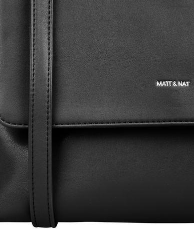 Nat Sac Bandoulière amp; Matt Noir 8x6XwHqxB