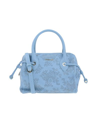 blue TWIN SET Barbieri Handbag Sky Simona YwY1SqxP