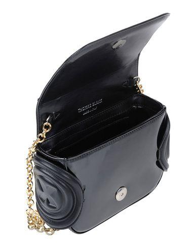 THOMAS Black BLAKK Across bag body rPYr1q