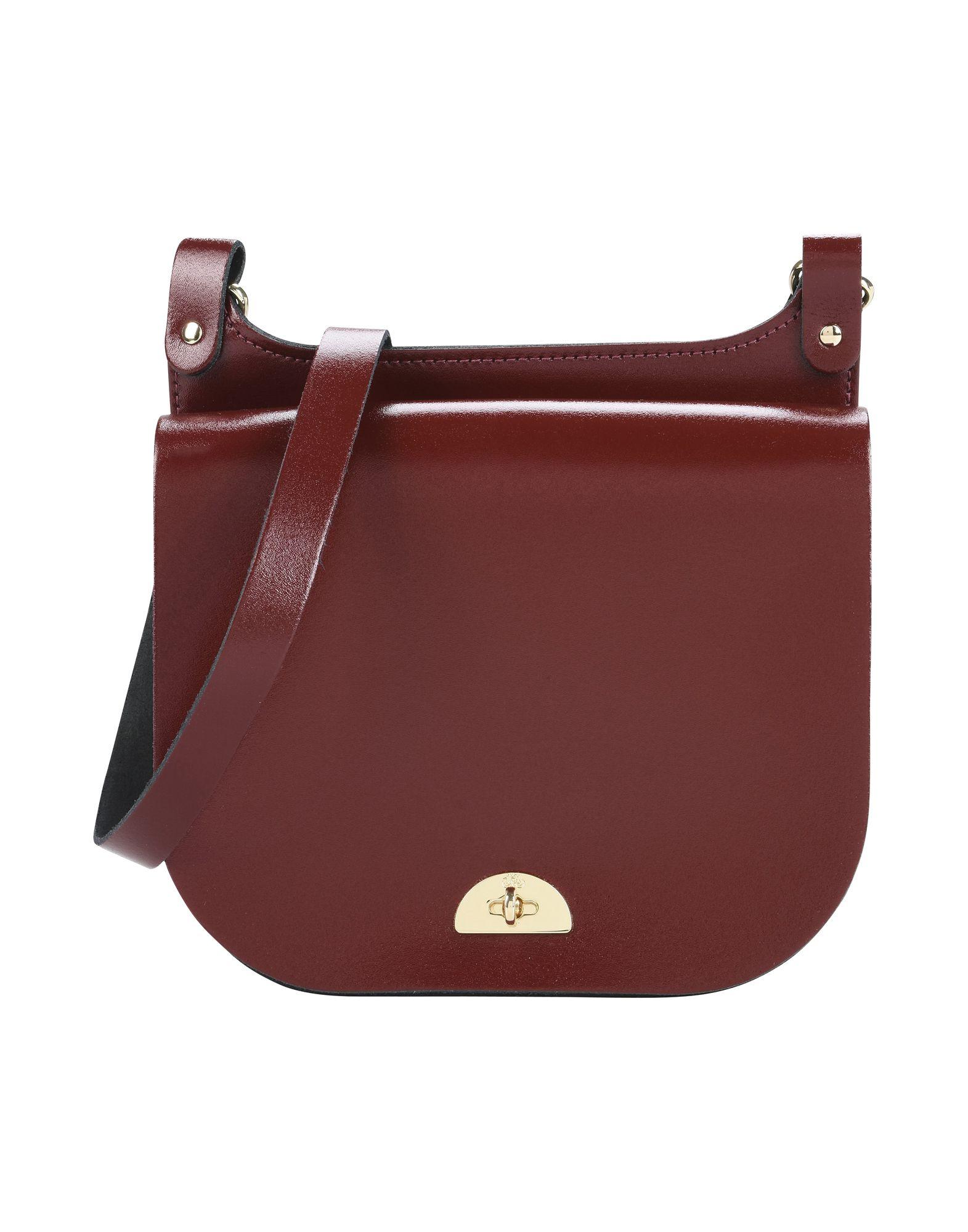 569835e96 The Cambridge Satchel Company Conductors Bag - Cross-Body Bags ...