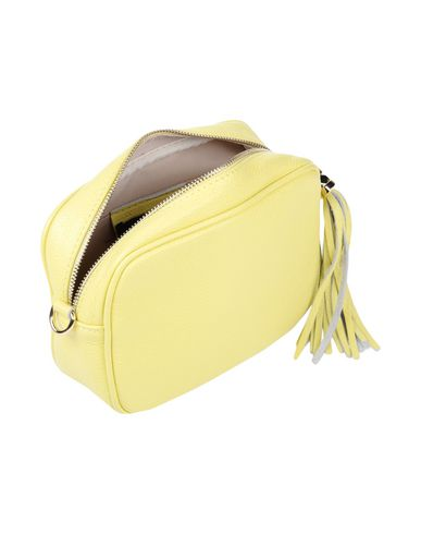 body Across ANDREA bag MORANDO Yellow qEU1T5w