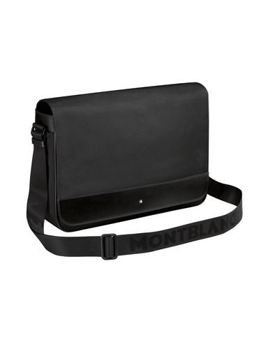 MONTBLANC Nightflight messenger bag Bolso con bandolera