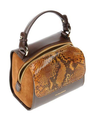 Dark Dark VIA Handbag VIA Dark REPUBBLICA Handbag REPUBBLICA REPUBBLICA Handbag VIA brown brown AxqU4FH