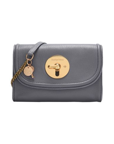 CHLOÉ BY body evening Grey Across bag SEE lois mini O5Tzawwq