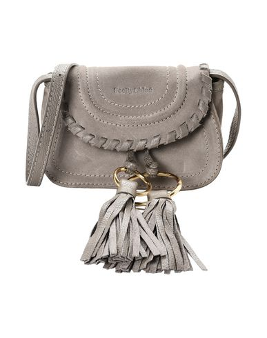 ab0db1c23a4b ... Hana Medium Leather Shoulder Bag White Women authentic quality 32848  87c0c  SEE BY CHLOÉ - Across-body bag attractive price 6f83b 5db4f ...