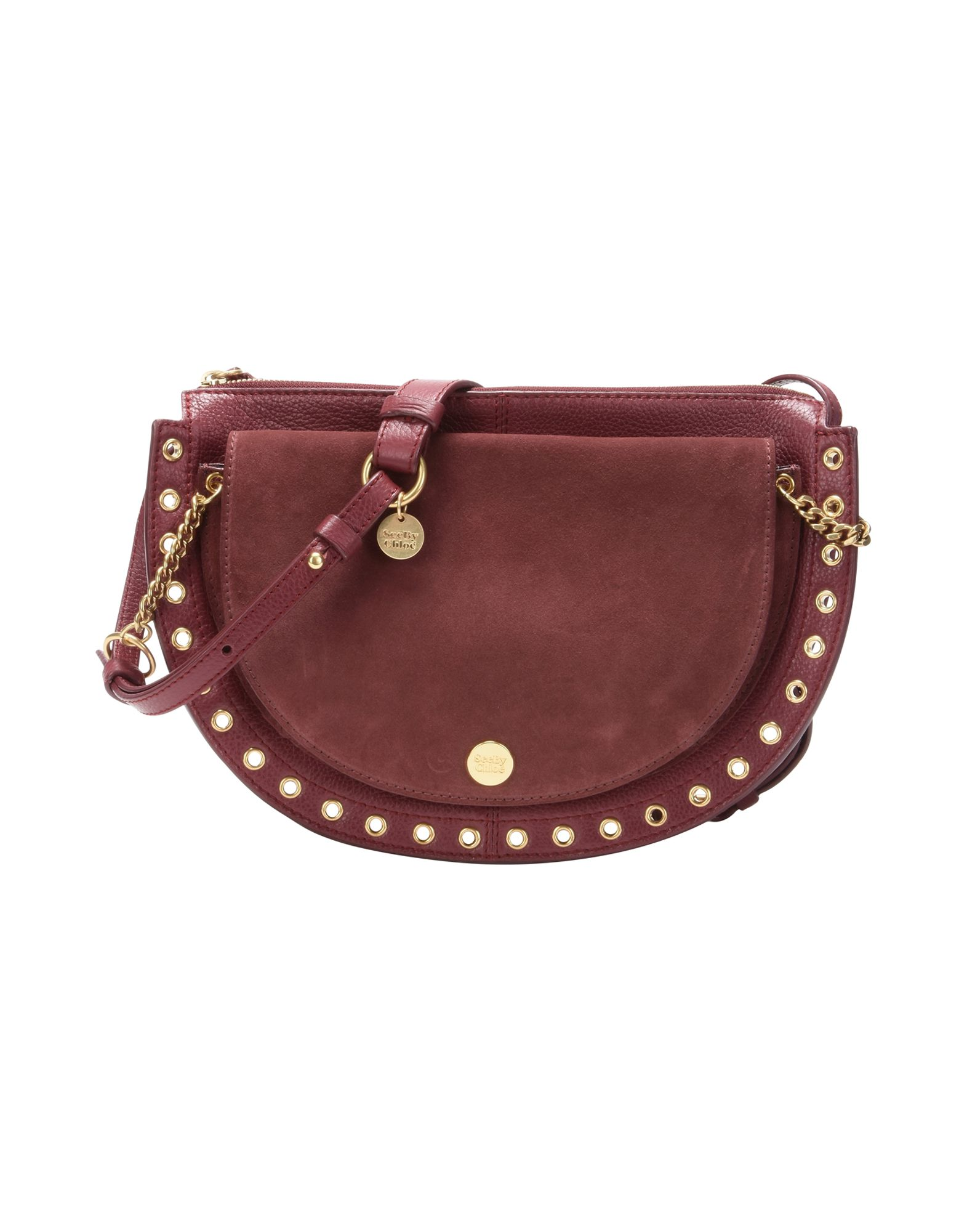 Borsa A Tracolla See By Chloé Kriss Medium Crossbody - Donna - Acquista online su