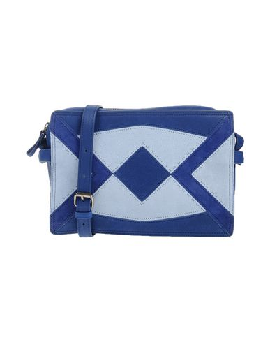 bag Across body NAT amp; Blue NIN 7ZBCw1Aq