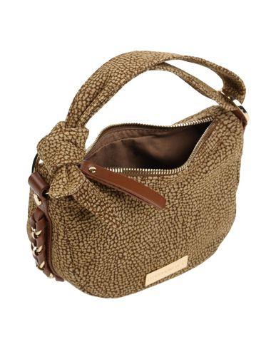 Handbag Handbag BORBONESE BORBONESE Beige Beige BORBONESE f4qwWavgx