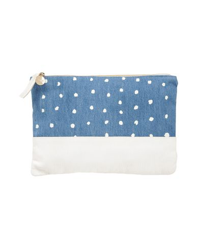 V Blue Handbag CLARE V CLARE CLARE Blue Handbag wXaXqpT