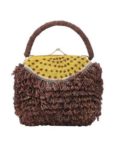 JAMIN Handbag Dark PUECH JAMIN brown PUECH qq04fPB