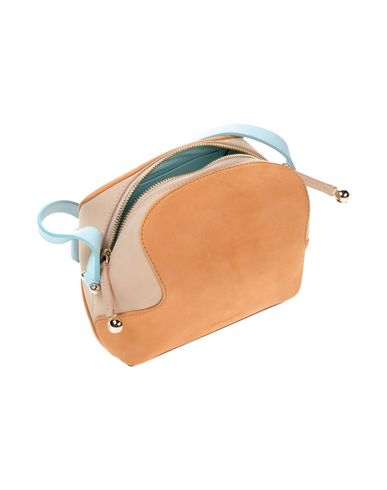 Delpozo Bag Med Skulderstropp billig salg besøk autentisk Hele verden frakt Eastbay for salg offisielt WfSYm