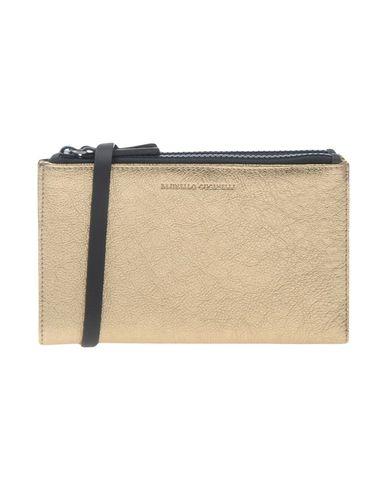 BRUNELLO BRUNELLO Handbag CUCINELLI CUCINELLI Gold Handbag UCrxaYwqC