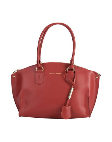 TUSCANY LEATHER LEATHER Red Handbag TUSCANY Handbag rwWrnpqf1