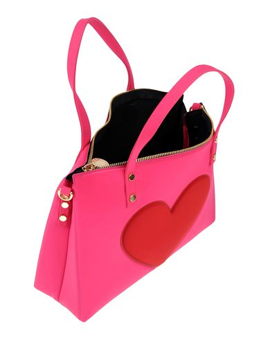 FILLE des Fuchsia Handbag FLEURS LA Svwqd7Sg
