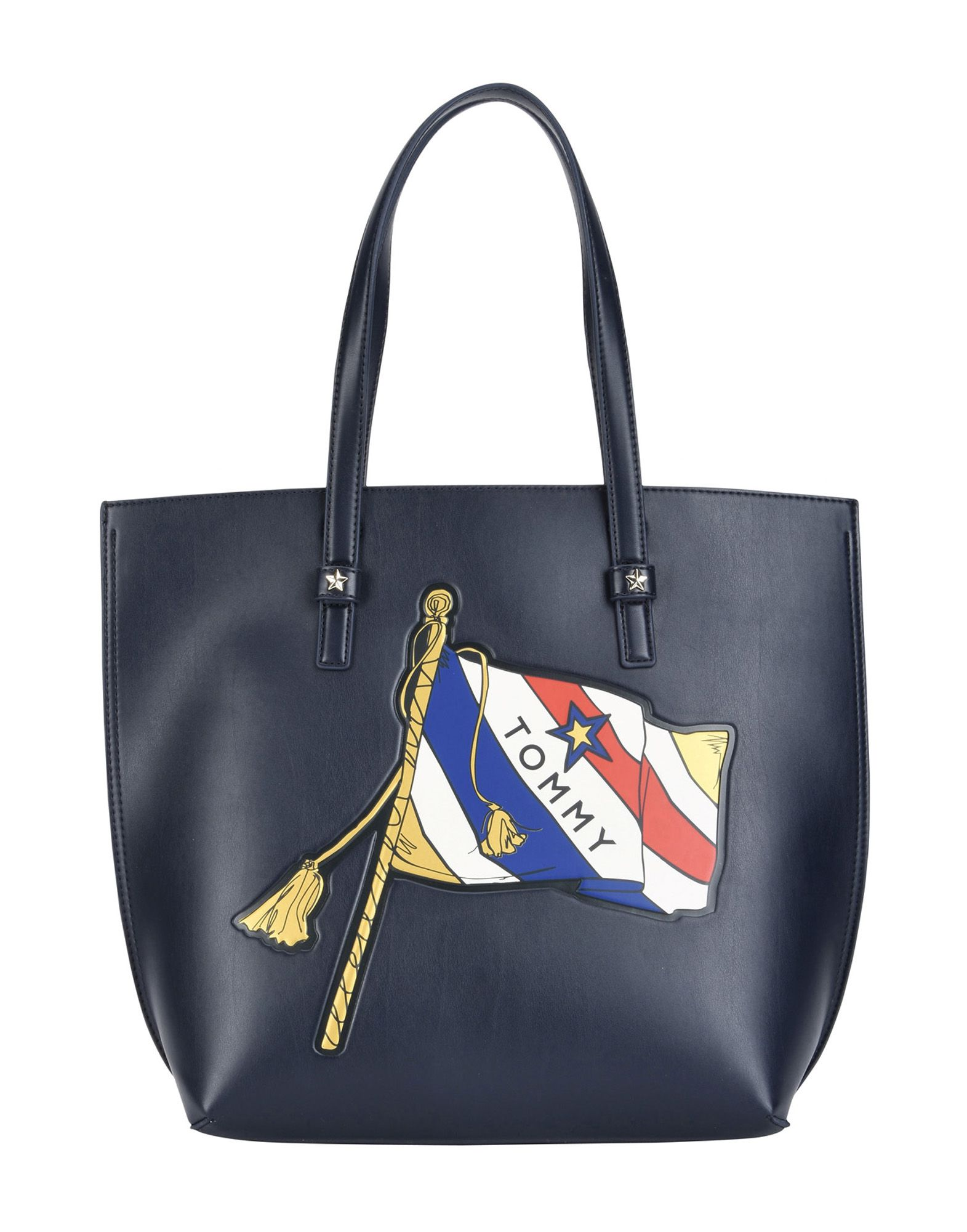 Borsa A Mano Tommy Hilfiger Th Effortless Tote Lrg Print - Donna - Acquista online su