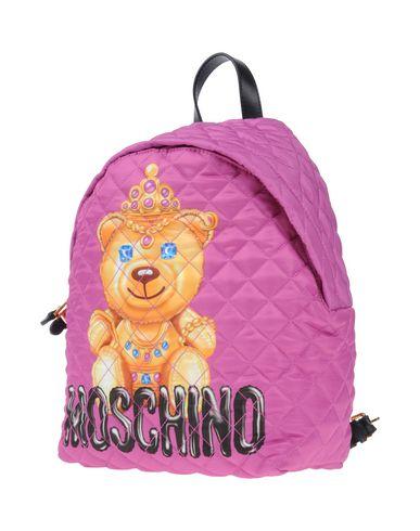 MOSCHINO - Rucksack & bumbag