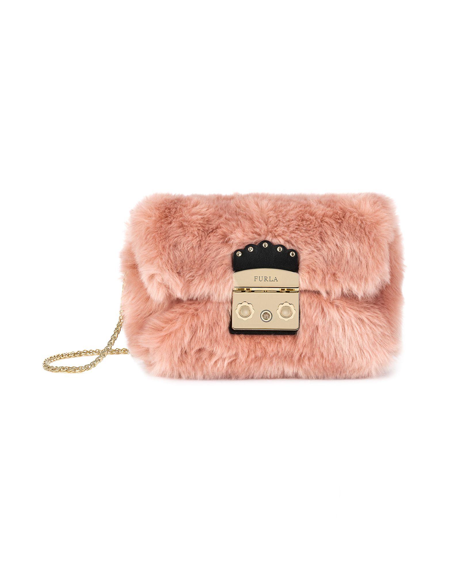 Borsa A Mano Furla Metropolis Nuvola Mini Crossbody - Donna - Acquista online su
