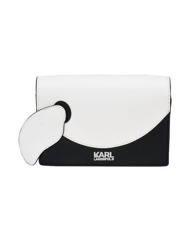 Karl Lagerfeld Bag Med Skulderstropp rabatt visa betaling billig salg kjøpe cut-pris rabatt view splitter nye unisex Fkf5juRE63
