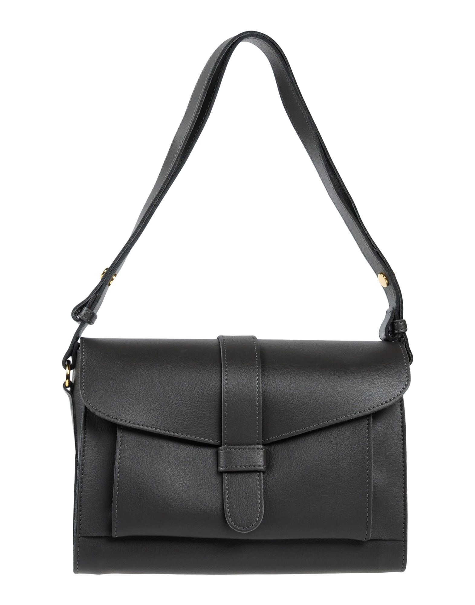 Costume National HANDBAGS - Medium leather bags su YOOX.COM 4ZmV2SSB