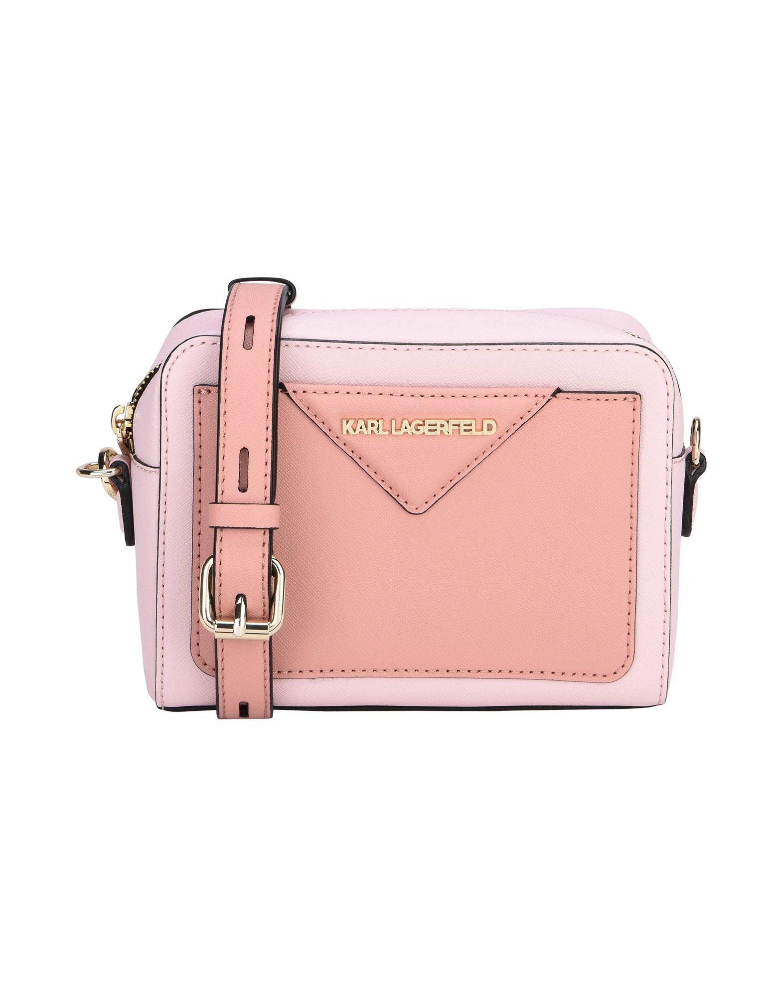 Borsa A Tracolla Karl Lagerfeld K/Klassik Camera Bag - Donna - Acquista online su