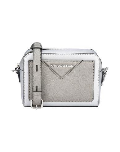 karl lagerfeld k klassik camera bag yoox 45392649vi. Black Bedroom Furniture Sets. Home Design Ideas