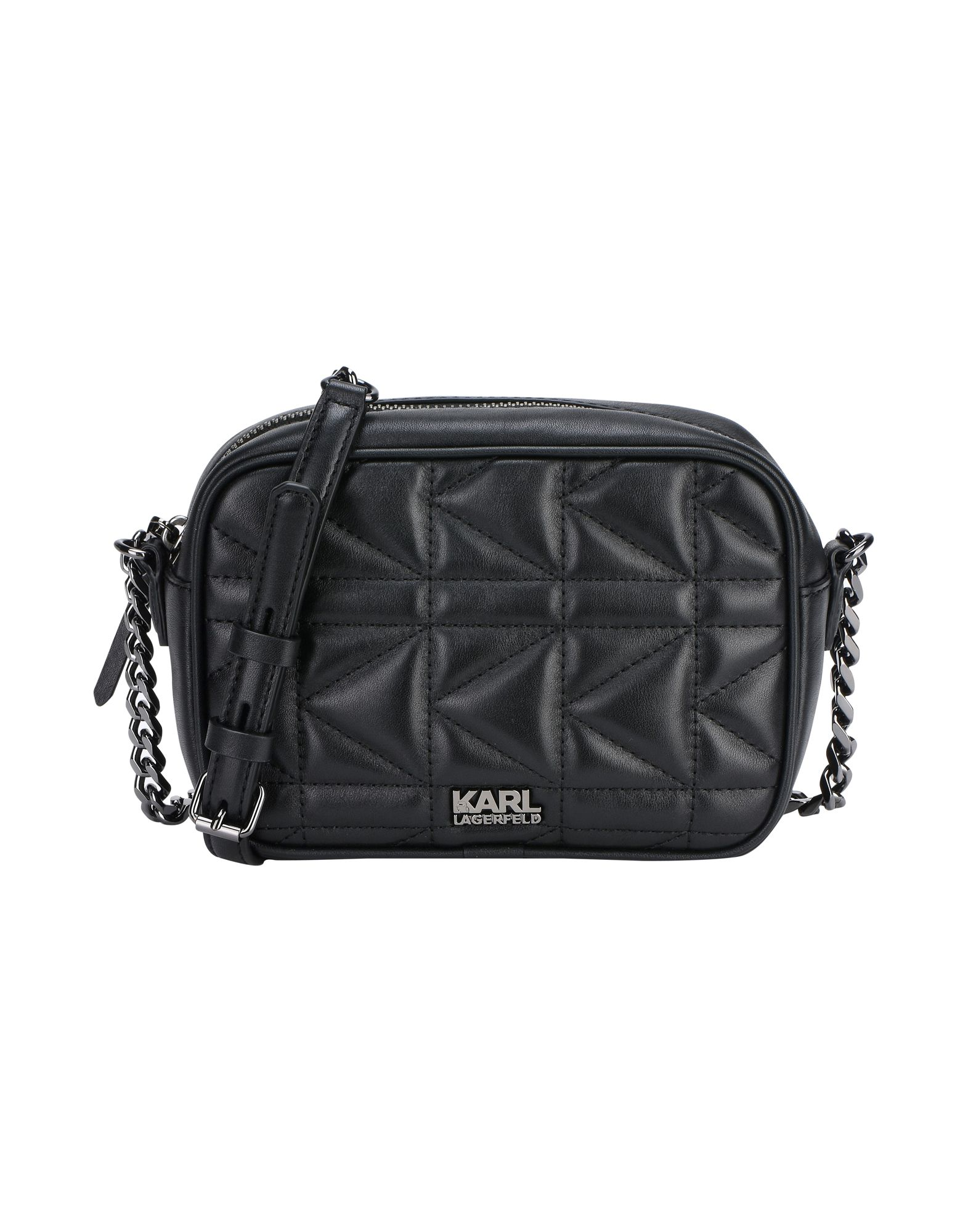 Borsa A Tracolla Karl Lagerfeld K/Kuilted Crossbody - Donna - Acquista online su